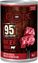 Core Dog 95 Beef & Broccoli 400g