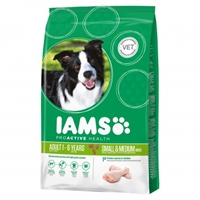 Iams Dog Adult Sm/Me 3kg