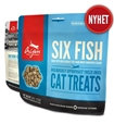 Orijen Cat Treats 6 Fish 35g