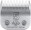 Wahl Competition skär #5 6mm