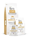 Brit Care GF Senior & Light Salmon & Potato 1kg