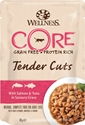 Core Cat TC Pouch Salmon & Tuna Gravy 8*85g