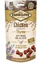 Carnilove Cat Snack Chicken 50g